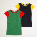日本製 フクスケPimのTシャツ 7-8才 (1707-6587)