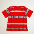 日本製 Createx Jeunesse Paris フクスケ半袖Tシャツ 7-8才(120cm) (1707-6640)