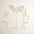 Souris(スーリー)襟付きTシャツ  80cm/90cm(176118)