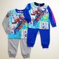 仮面ライダービルド 光るパジャマ 長袖 上下セット ラビットタンクフォーム(2389943)