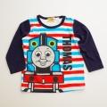 きかんしゃトーマス 長袖Tシャツ 90cm-85cm(351160500)