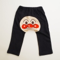 アンパンマン ロング丈パンツ キャラ顔つき   80cm-95cm (EA4555)