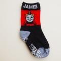 きかんしゃトーマス 靴下  スベリ止メ付きソックス ジェームス 12-15cm(1712-730-090)