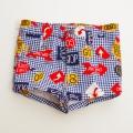 日本製 チャイルドの半ズボン ショートパンツ 2-3才用 (1709-7297)
