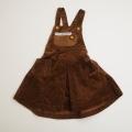 レトロ おとぎの国 キムラタン サロペットスカート 24か月(1710-8396)