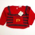 レトロ PAPER BACKのセーター キムラタン 75cm (1711-8562)
