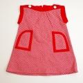 レトロ チャイルドのキャミスカート 95cm (1711-8569)