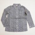 レトロ チャイルド 衿つきシャツ 120cm(1712-8827)