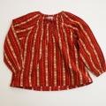レトロ ドリームの小花柄のお洋服 110cm(1712-8930)