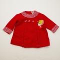 レトロ ボンネルのお洋服 12か月用 (1802-9625)