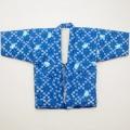 サンリオ しんかんせんの綿入り半てん 100cm ブルー (1713181-100)