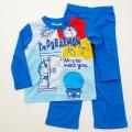 アイム ドラえもん 光る長袖Tシャツパジャマ 100-130cm (832DR108113)