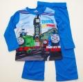 きかんしゃトーマス Tシャツ生地 長袖パジャマ 100〜120cm(832TM108113)