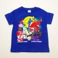 快盗戦隊ルパンレンジャー VS 警察戦隊パトレンジャー 半袖 Tシャツ 100cm-120cm (2413415)