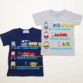 きかんしゃトーマス 半袖Tシャツ 100cm-120cm (842TM0011)