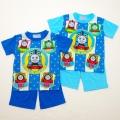 きかんしゃトーマス 半袖Tシャツ生地のパジャマ 100-130cm(832TM007112)