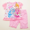 HUGっとプリキュア 光る 半袖パジャマ   (2415433A)