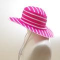 スイム ハット キッズ  水泳帽 ボーダー (HAT-1016-BP)