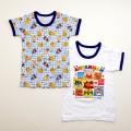アンパンマン 半袖シャツ 2枚組 95cm(IA6198-B)