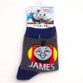 きかんしゃトーマス ジェームス  ソックス・靴下  13〜19cm(171-28E1-920)