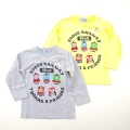 きかんしゃトーマス 長袖Tシャツ 90cm-120cm(941TM4011)