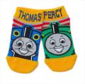 きかんしゃトーマス パーシー  左右柄違い 靴下 13〜19cm(171-28E2-500)