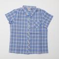 日本製 チャイルド 襟付き半袖シャツ 95/110cm(1902-1990)