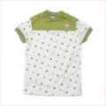 日本製 Louis Feraud チャイルド 半袖Tシャツ 12か月 GN(1902-2027)