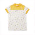 日本製 Louis Feraud チャイルド 半袖Tシャツ 12か月 YE(1902-2030)