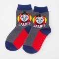きかんしゃトーマス ジェームス  ソックス・靴下  13~19cm(171-28E1-920)
