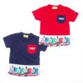 きかんしゃトーマス 半袖Tシャツ 90cm/100cm (342162105)
