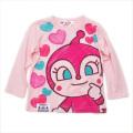 アンパンマンガール ドキンちゃん 長袖Tシャツ  90cm-100cm (OA3577-PK)