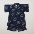 日本製 甚平スーツ 祭り 男の子 龍 100cm-130cm(920932)