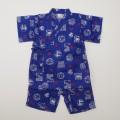 日本製 甚平スーツ 祭り 男の子 100cm-130cm(920985)