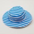 スイム ハット キッズ  水泳帽  ボーダー (HAT-19-BB)