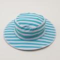 スイム ハット キッズ  水泳帽  ボーダー (HAT-19-BG)
