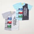 きかんしゃトーマス 半袖Tシャツ 90cm-100cm (342162106)