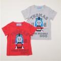 きかんしゃトーマス 半袖Tシャツ 100cm-120cm (942TM0021)