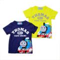 きかんしゃトーマス 半袖Tシャツ 100cm-120cm (942TM0011)
