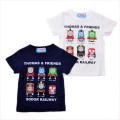 きかんしゃトーマス 半袖Tシャツ 100cm-120cm (942TM0031)
