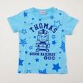 きかんしゃトーマス 半袖Tシャツ 100cm-120cm (942TM0041)