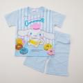 サンリオ シナモンロール 半袖Tシャツ生地のパジャマ  100-130cm(932CN007112)