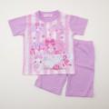 サンリオ ぼんぼんりぼん 半袖Tシャツ生地のパジャマ  100-130cm(932BO007112)