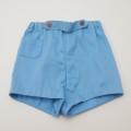 日本製 チャイルドの半ズボン ショートパンツ 100cm ブルー (1904-2722)
