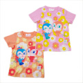 アンパンマン 半袖Tシャツ フラワー  90cm-110cm (SA3140)