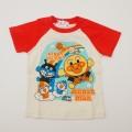 アンパンマン 半袖Tシャツ お空でわーい 90cm-95cm (SA3136)