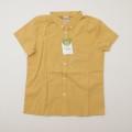 レトロ チャイルドのボタンダウン半袖シャツ 120cm(1905-2914)