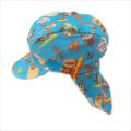 アンパンマン 水泳帽  日よけ布付 スイムキャップ 男児 (SA9888)