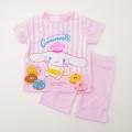 サンリオ シナモンロール 半袖Tシャツ生地のパジャマ  90cm/100cm(932CN0070)