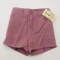 レトロ ヘンケルの半ズボン ショートパンツ 7才 あずき色 (1907-3472)